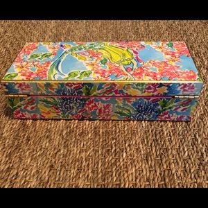 Lilly Pulitzer Keepsake Box